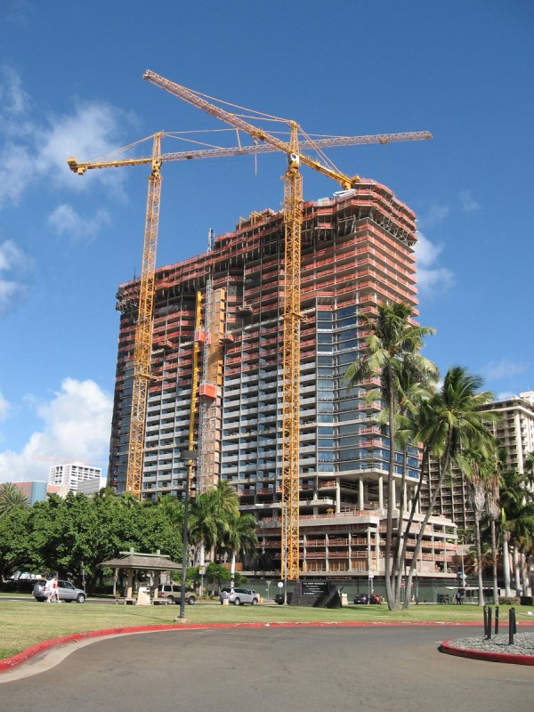 The Trump International Hotel & Tower Waikiki Beach Walk ... |Trump Tower Waikiki Hotel